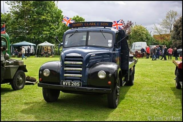 Ford Thames 5 vintage truck
