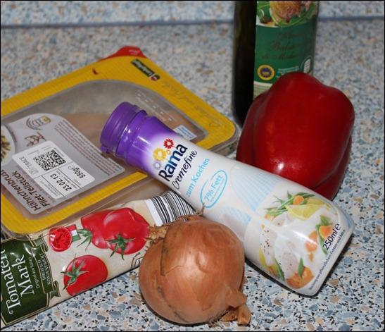 Balsamico-Paprika-Hähnchen