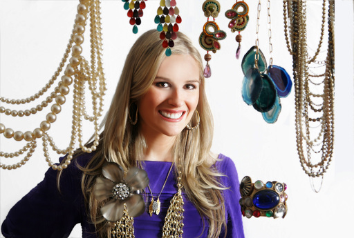 Ali Galgano, owner of Charm & Chain.