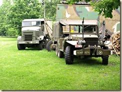 Ulbeek: voorbereiding voor de reünie van de Patton Drivers