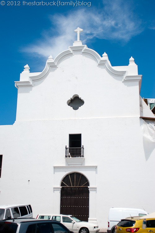 San Jose church and San Juan Cathedral blog-1