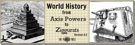 World History from Axis to Ziggurat 4.0