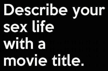 sexlivet