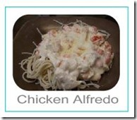 chicken alfredo button