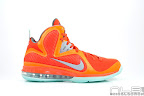 lebron9 allstar galaxy 14 web white Nike LeBron 9 All Star aka Galaxy Unreleased Sample