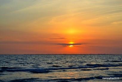 Ft. Myers Beach Sunset