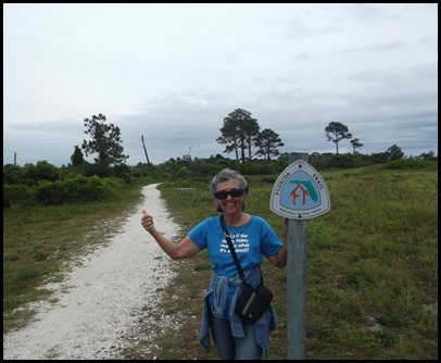 Running & hiking the Florida Trail 031