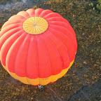 Ballon von oben über der Massai Mara © Dan Messmer | Balloon Safaris Ltd.