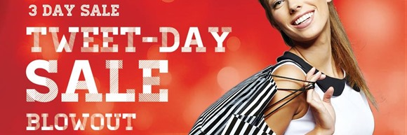 EDnything_SM Store Tweet Day Sale Blowout