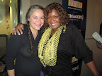 Lynnette Marrero and Sunny Anderson