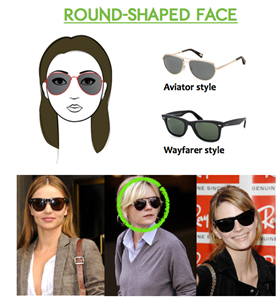 Tips Memilih Kacamata untuk Wajah Bulat