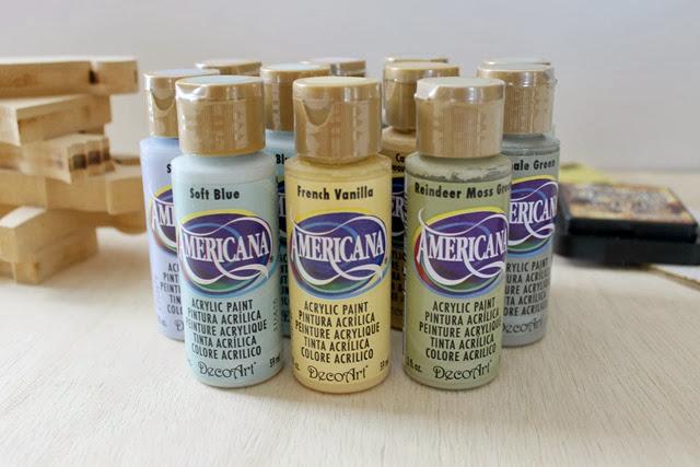 Americana Acrylic Paint #decoart #ad