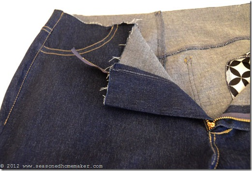 Making Jeans 22