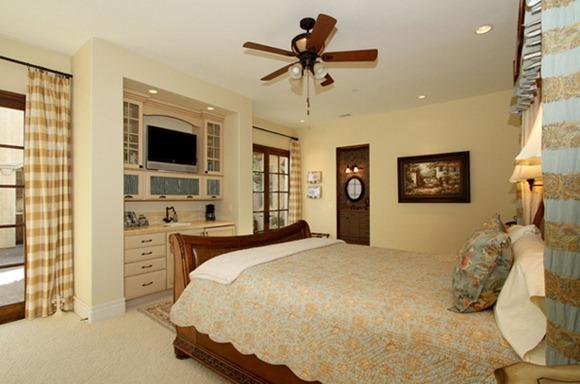 15 Ideas de decoración de dormitorios con estilo campestre - iDecorar