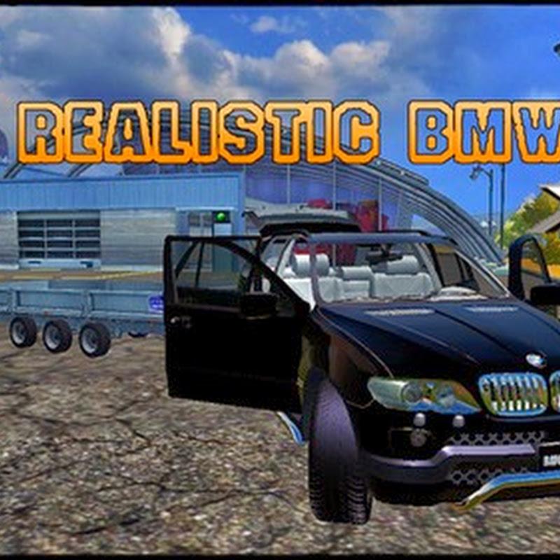 Farming simulator 2013 - BMW pack v 1.1 MR