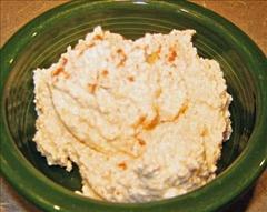 Pumpkin Spice Ricotta Cream