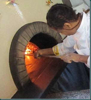Mary Valeriano Pizza forno a legna