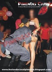 Stripper Loira Capeta de PM