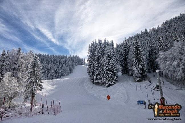 Alpes Franceses La Chevrerie Bellevaux Haute Savoie  7