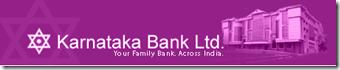 Karnataka Bank bank