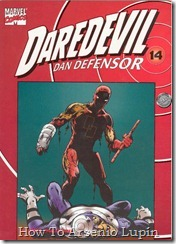 P00014 - Daredevil - Coleccionable #14 (de 25)