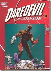 P00014 - Daredevil - Coleccionable #14 (de 25)