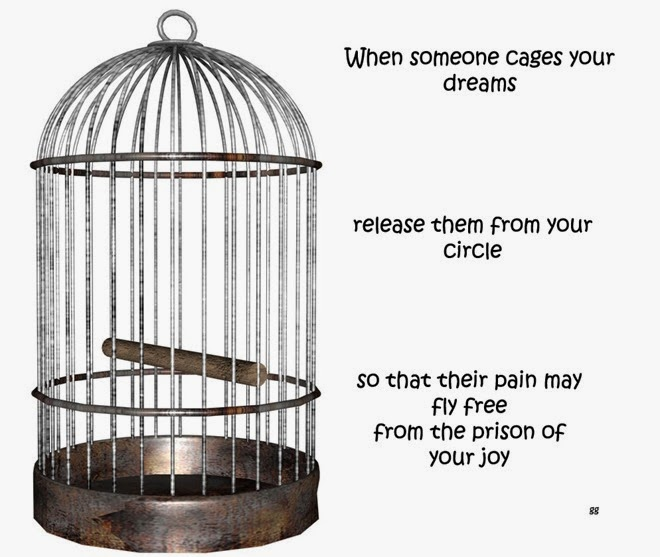 caged dream