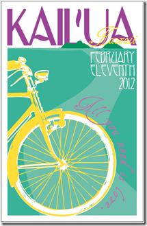 Race Poster - kailua 2012
