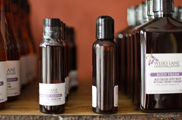 Weir's Lavender Fields | personallyandrea.com