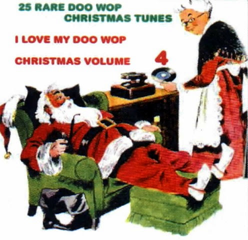 I Love My Doo Wop Christmas Vol 4 Front
