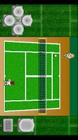 Screenshot of Gachinko Tennis
