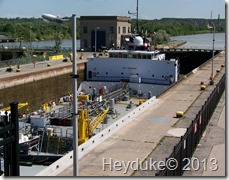 Welland Canal Lock 3