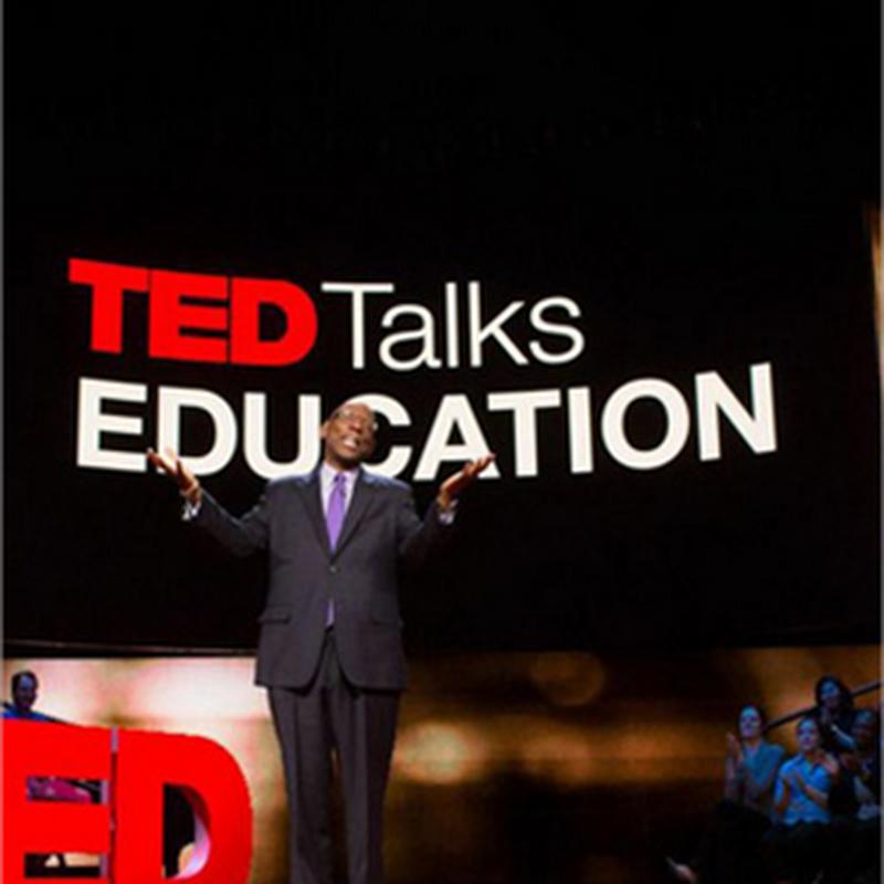 5 increíbles conferencias TED sobre el diseño