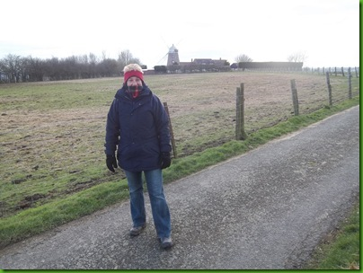 019  Janis on the hill at Napton-on-the-Hill