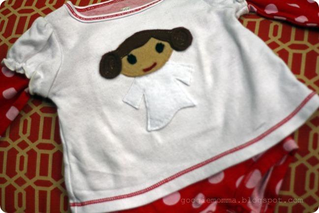 leia baby onesie1