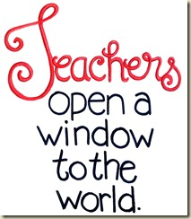 teachers20open