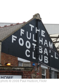 'Craven Cottage' photo (c) 2008, Paul Hudson - license: http://creativecommons.org/licenses/by/2.0/