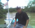 Perairan sungai Air Bangis