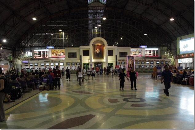 Hua Lumpong Railway Station, Bangkok