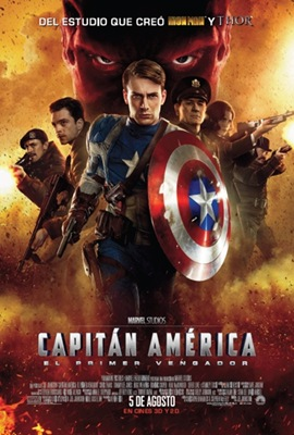 Poster Capitan America