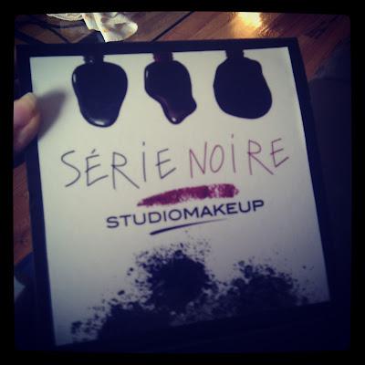 Studio Makeup: Série Noire! Disponible chez Jean Coutu!