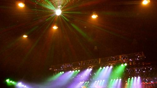 ライブハウス 舞台
