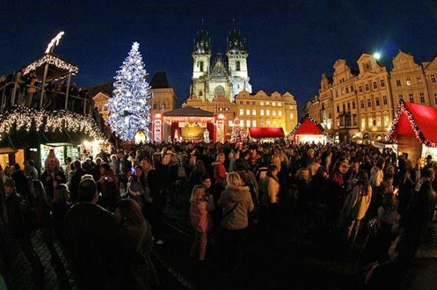 St Nick at Prague