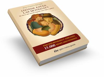 DÓNDE ESTÁN LAS MONEDAS, Joan Garriga Bacardí [ Libro ] – Cómo sanar las relaciones entre padres e hijos y lograr un vínculo pleno