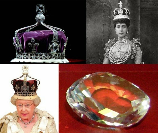 History of Koh-I-Noor Diamond