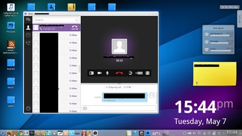 Viber-Linux