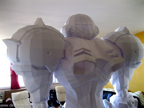 armadura metroid samus papercraft papel desbaratinando  (12)