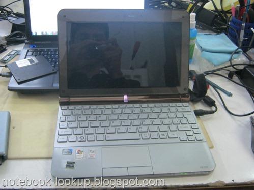 Toshiba NB200 กับการ Flash BIOS แก้อาการจอมืด (ใช้งานได้จริง)