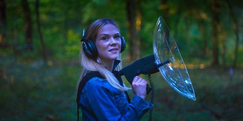 Marie (Ane Dahl Torp) i en scene fra '1001 gram' av Bent Hamer