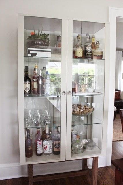 Dining room reveal danks and honey dining room reveal liquor cabinet closed planetlyrics Choice Image